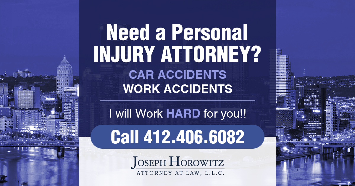 needpersonalatty 1 Joseph Horowitz Law