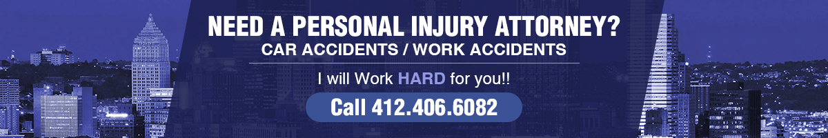 Personal Injury Lawyer in Pittsburgh- Joseph Horowitz